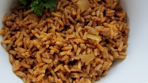 TexMex Rice 300x168 Mexican Rice, Top 8 Allergen Free
