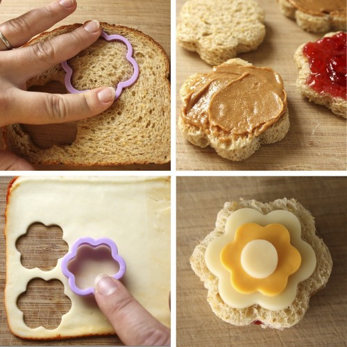 Cookie Cutter Lunches- Lunchbox Inspiration