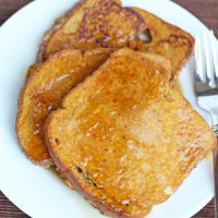 pumpkin pie french toast 5