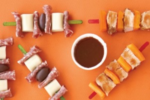 snacktime skewers 300x200 Snack Time Skewers  Lunchbox Inspiration