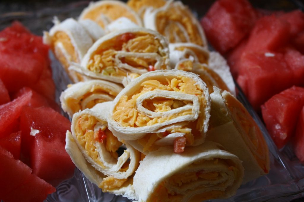 IMG 3271 1024x682 Tricias Easy Appetizer: Roll Ups Two Ways