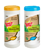 scotch brite disinfecting wipes printable coupon Scotch Brite Disinfecting Wipes + More Printable Coupons