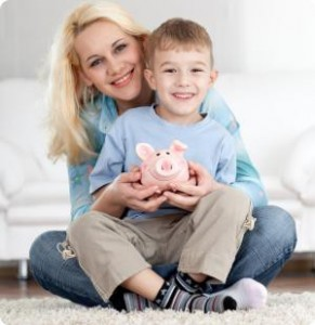 teaching kids finance