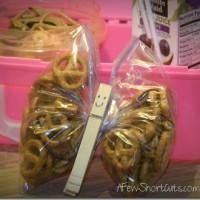 butterfly pretzels