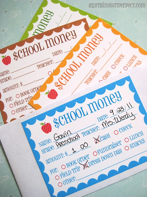 school money School Money Notes  Personal Finance