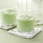 Lactose Free St. Patrick's Day Shakes