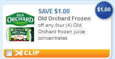 old orchard frozen juice printable coupon Old Orchard Juice + More Printable Coupons