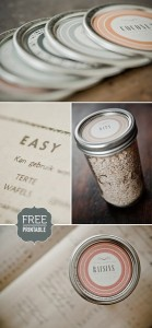 printables 139x300 Mason Jar Printables  Kitchen Inspiration
