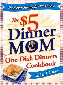 One Dish Dinner Cover Image 223x300 The $5 Dinner Moms Cookbooks