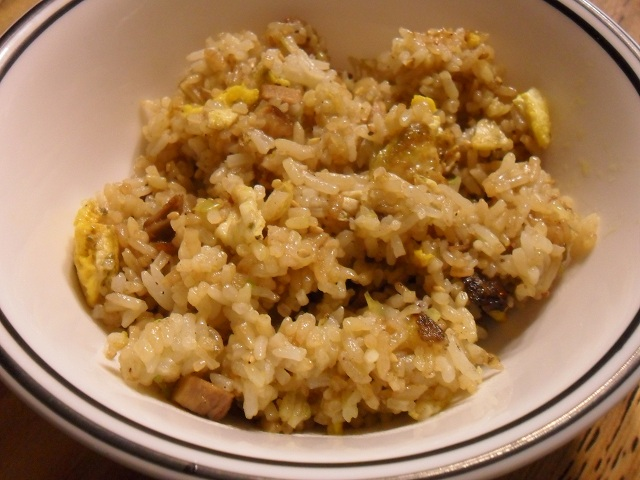 fried rice Leftovers Fried Rice   Guest Post