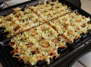 Hash Browns with summer squash and zucchini 640x477 300x223 Aleas Hash Browns with Summer Squash