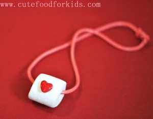 foodcrafts 300x234 Candy Necklace  Kids in the Kitchen