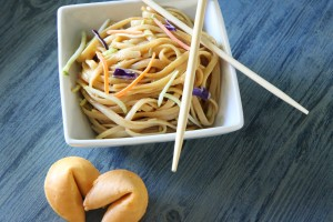 asian noodles 1 300x200 Asian Lunchbox Noodles  Lunchbox Inspiration