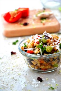 coconut salad 200x300 Coconut Quinoa Salad  Lunchbox Inspiration