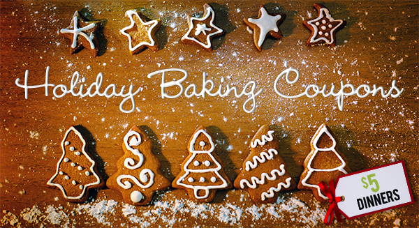holiday baking coupons Holiday Baking Coupons