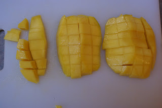 how to choose and cut mango $5 dinners