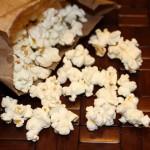 Denise's Gourmet Homemade Microwave Popcorn