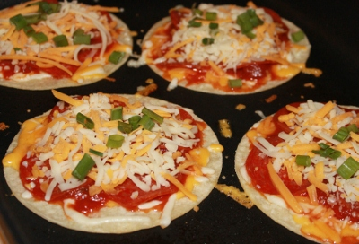 Pizza Quesadilla Recipe