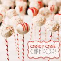 candy cane pops