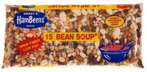 Hurst 15 Bean Soup Mix