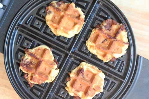 waffle iron cookies 1