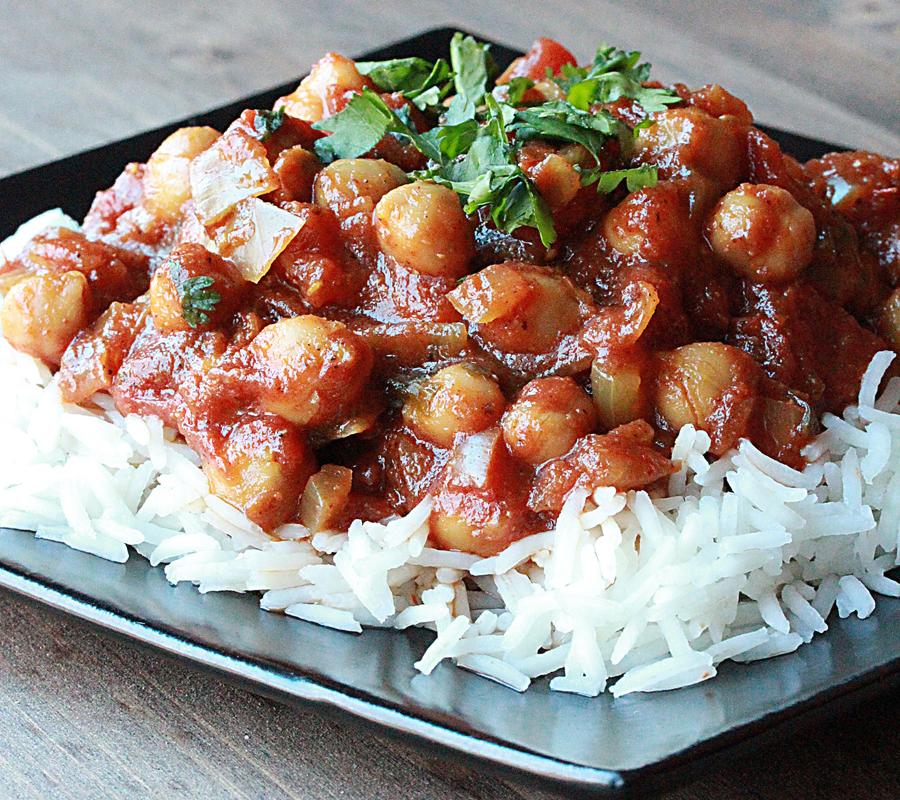 slow cooker chana masala recipe