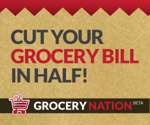 Cut Your Grocery Bill in Half with the Grocery Nation Mobile App!