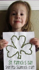 stpatrick2 169x300 St. Patricks Day Craft  Kids in the Kitchen
