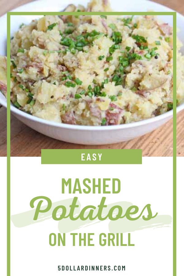 grilled mashed potatoes