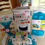 {CLOSED!} Homemade Baby Food & Munchkin Food Maker Giveaway