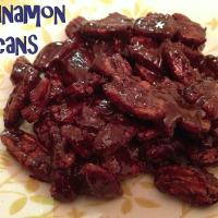 Denise's Cinnamon Pecans