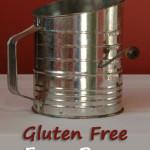 Gluten Free Flour Blend Recipe | 5DollarDinners.com