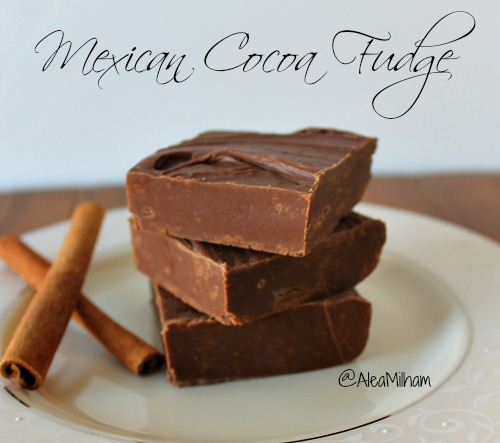 Mexican Cocoa Fudge Recipe