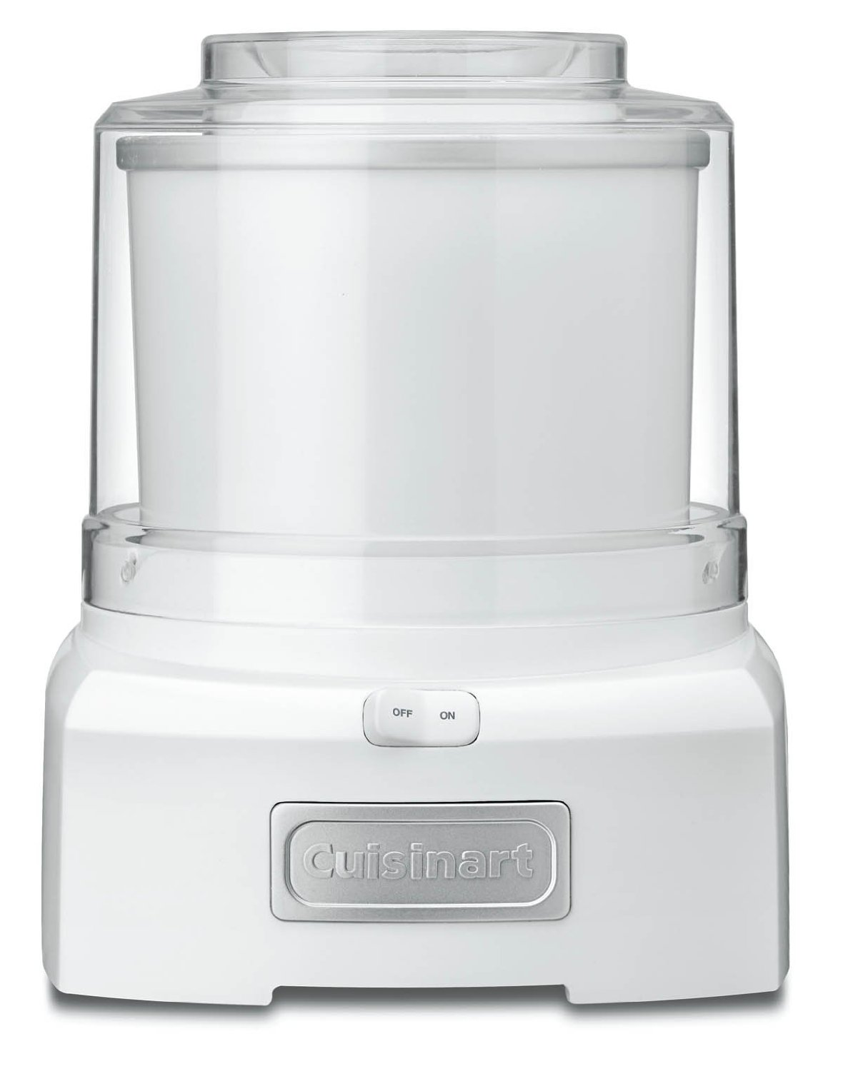 cuisinart 1.5 quart frozen ice cream maker