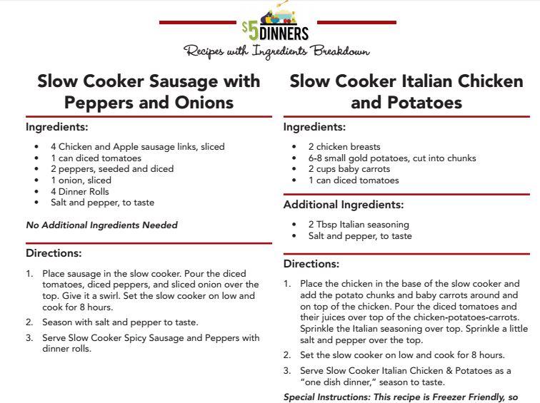 costco recipes 2