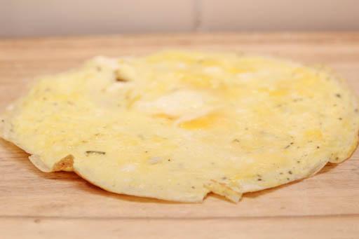 How to Make Egg Tortilla