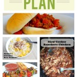 Free Weekly Meal Plan with Printable Grocery List – 4/27