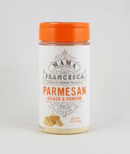 NEW Parm Asiago Romano