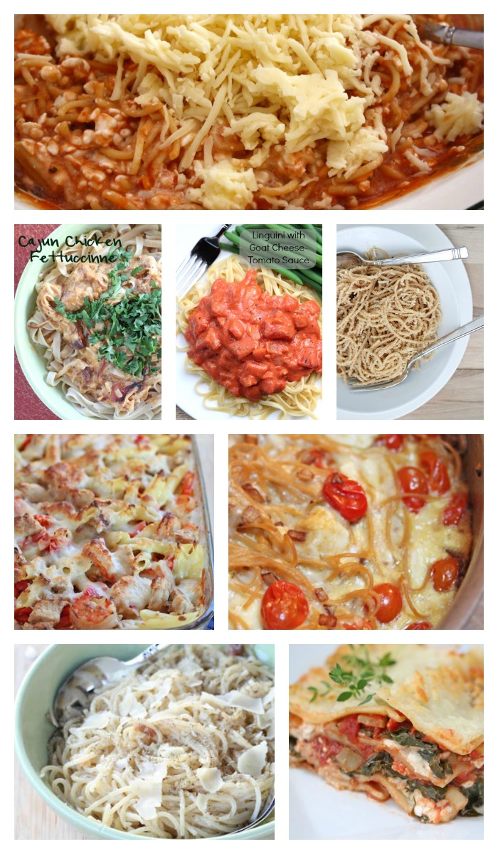 save on pasta & pasta sauce + top 10 pasta recipes