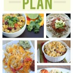 Free Weekly Meal Plan with Printable Grocery List – 4/6
