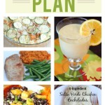 Free Weekly Meal Plan with Printable Grocery List – 5/4