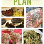 Free Weekly Meal Plan with Printable Grocery List – 5/25