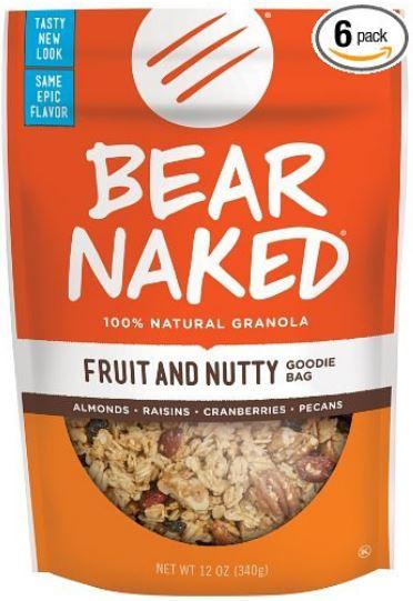 bear naked granola amazon natural deals
