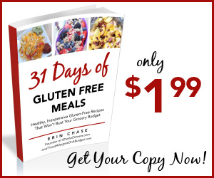 300x250 ebook New E Cookbook ~ 31 Days of Gluten Free Meals