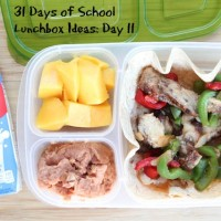 31 Days of School Lunchbox Ideas Day 11 | 5DollarDinners.com