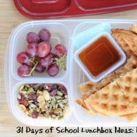 31 Days of School Lunchbox Ideas Day 12 | 5DollarDinners.com