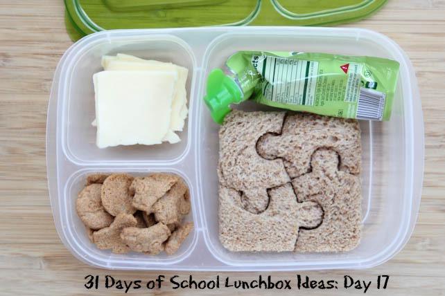 31 Days of School Lunchbox Ideas: Day 17   5DollarDinners.com