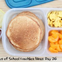 31 Days of School Lunchbox Ideas - Day 26 | 5DollarDinners.com