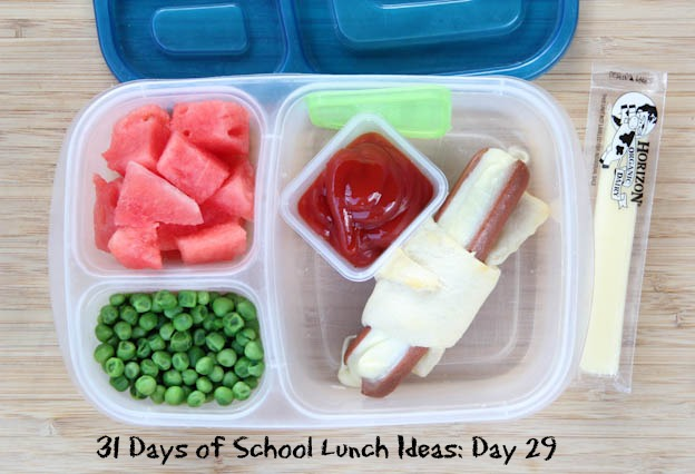 31 Days of School Lunchbox Ideas - Day 29 | 5DollarDinners.com