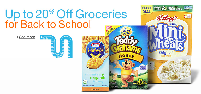 Back to School Grocery Savings | 5DollarDinners.com